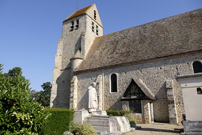 Journées du patrimoine 2020 - Visite de l'église Saint-Martin de Grosrouvre