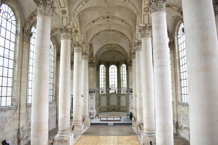 Journées du patrimoine 2019 - Visite guidée de l'église abbatiale des Prémontrés
