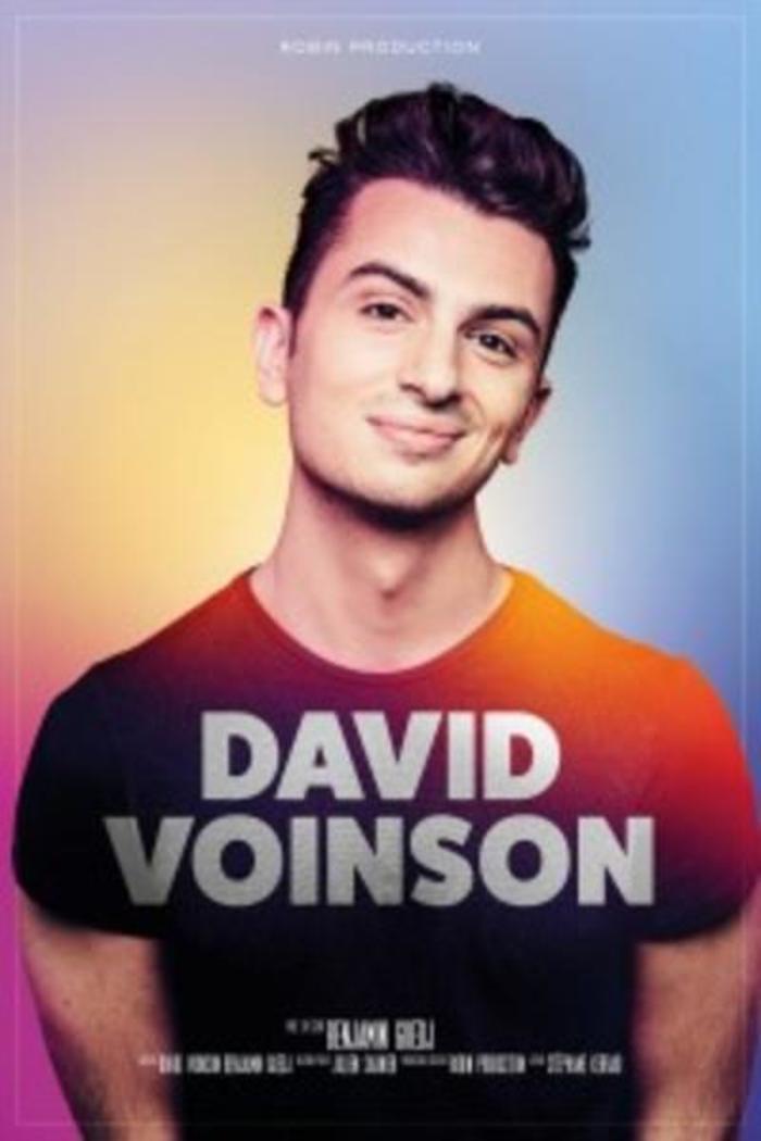 David Voinson – 13 mars 2021 – La Nouvelle Comédie Gallien