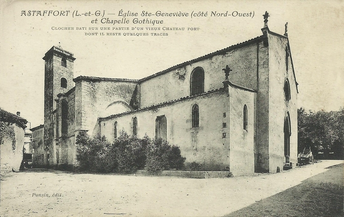 Journées du patrimoine 2019 - Découverte de l'église du XVIIe siècle et son quartier.