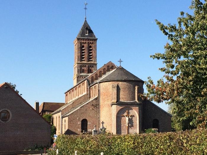 Journées du patrimoine 2019 - Eglise Saint Adrien de Bissezeele
