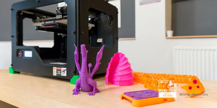 Mini Lab : impression 3D