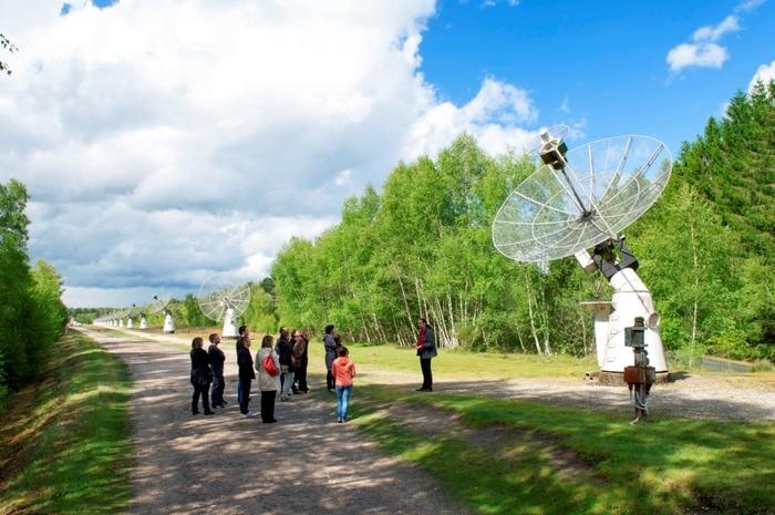 Journées du patrimoine 2019 - Visites guidées de la Station de radioastronomie de Nançay
