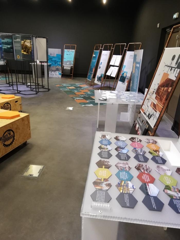 Journées du patrimoine 2020 - Découvrez l'exposition « Secrets de Fabrique »