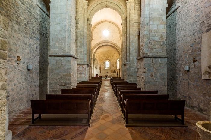 Journées du patrimoine 2020 - Visite guidée de l'église-abbatiale