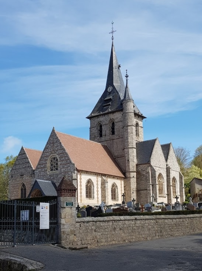 Journées du patrimoine 2019 - Visite libre de l'église de Longueil
