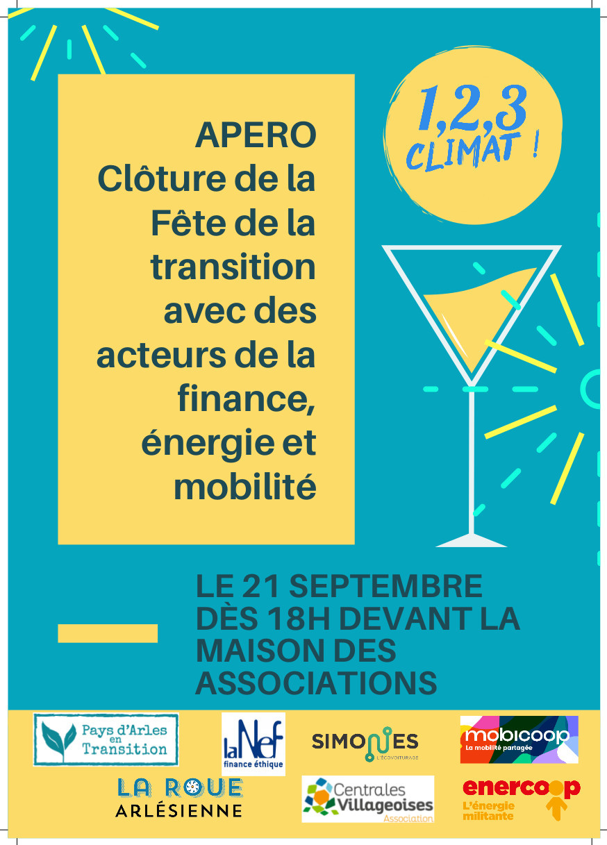 découvrir les alternatives  portées par ces trois grandes coopératives pour agir face à l'urgence climatique dans 3 domaines d'action essentiels : la mobilité, l'énergie, la finance.