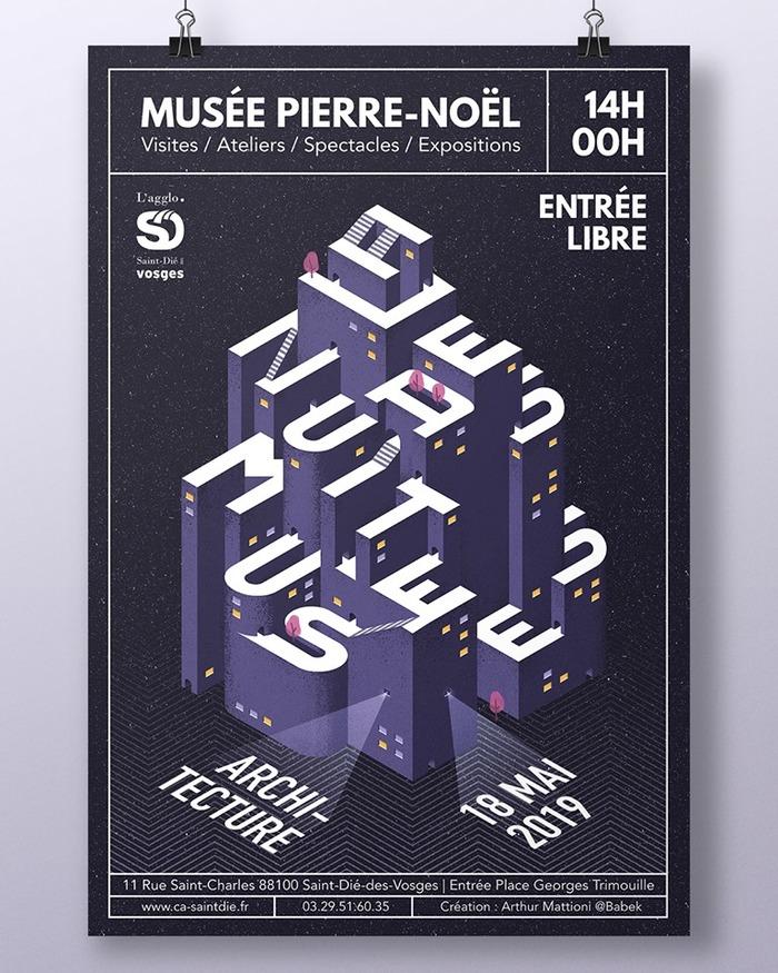 Nuit des musées 2019 -Archi'Défi