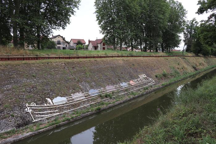 Journées du patrimoine 2019 - Promenade sur le chemin d'interprétation de la Tranchée du Canal du Centre