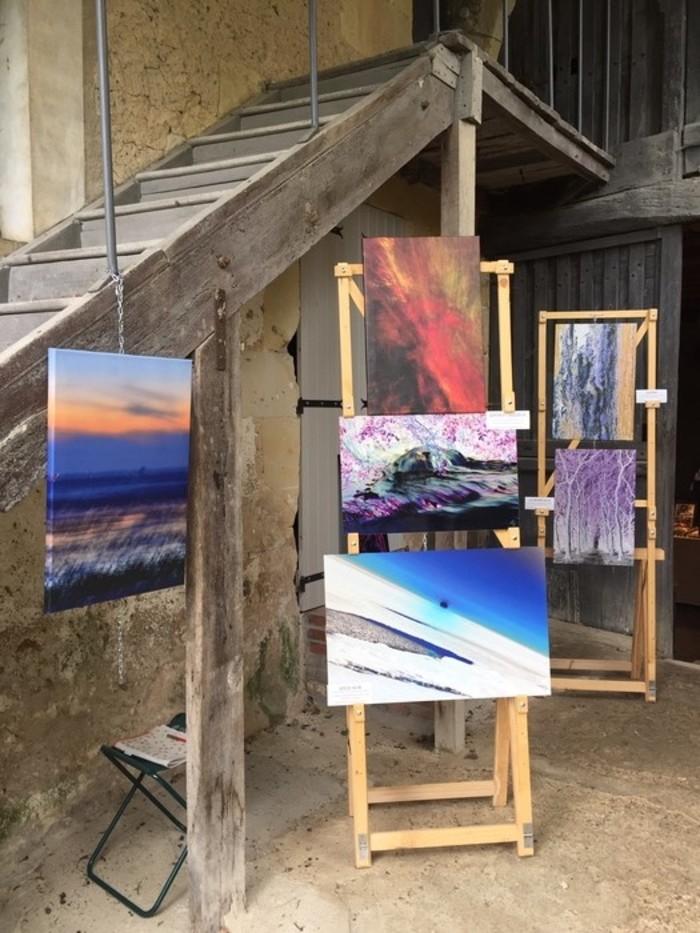 Journées du patrimoine 2020 - Salon des métiers d'art et des artistes de la vallée du Loir