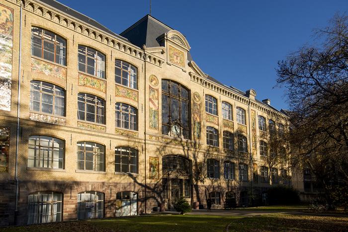 Journées du patrimoine 2019 - Visite guidée d'ateliers de la Haute école des arts du Rhin (HEAR)