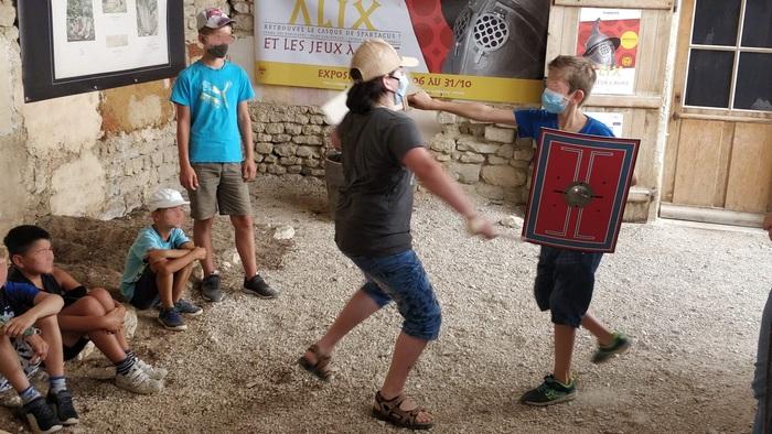 Journées du patrimoine 2020 - Ateliers enfants