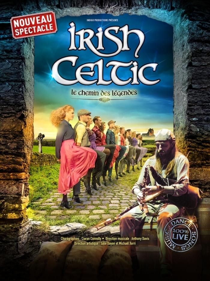 [ANNULE] <strike>Irish Celtic</strike>