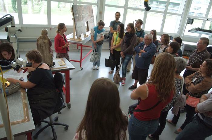 Journées du patrimoine 2019 - Visites guidées du laboratoire ARC-Nucléart