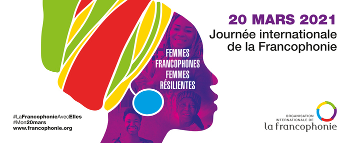 La Journée internationale de la Francophonie en virtuel depuis le siège de l'OIF