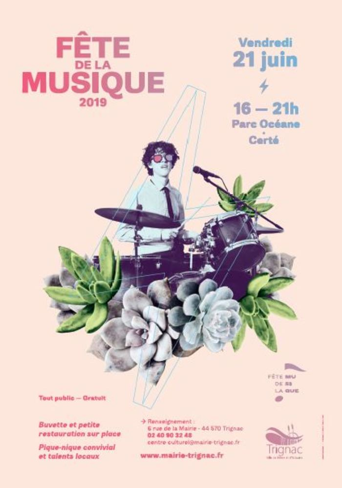 Fête de la musique 2019 - Scène ouverte et talents locaux