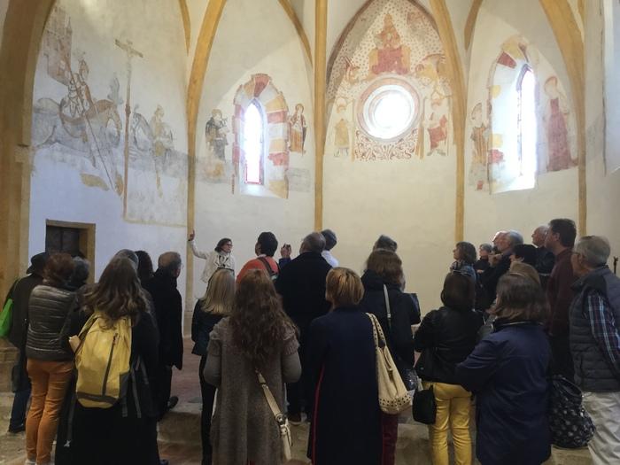 Journées du patrimoine 2019 - Pujols, à la découverte de l'église Sainte-Foy