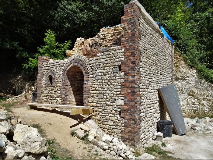 Journées du patrimoine 2020 - Restauration de fours à briques et d'un four à chaux du XIXe siècle