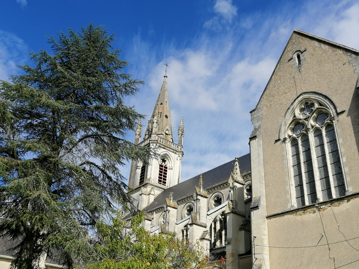 Journées du patrimoine 2020 - Église de Vern d'Anjou