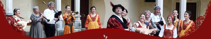 Journées du patrimoine 2020 - Journée Renaissance : spectacle Harmonie Universelle