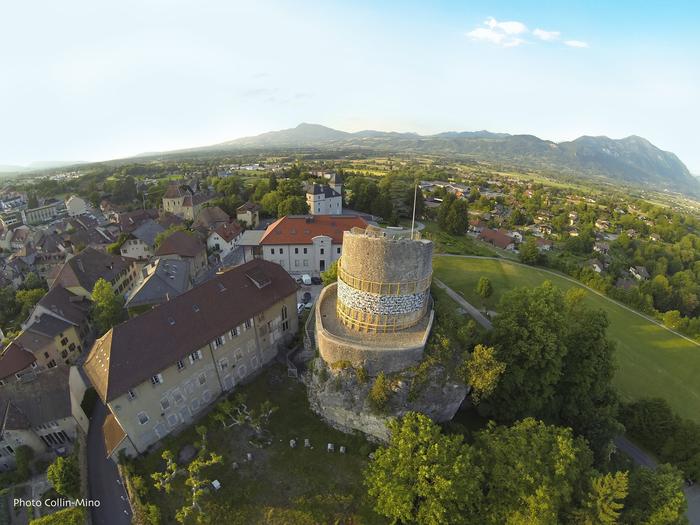 Journées du patrimoine 2019 - Visite libre de la tour des comtes de Genève