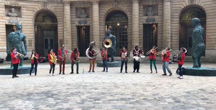 Journées du patrimoine 2019 - Le 11 Conti - Monnaie de Paris en musique