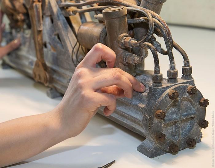 Journées du patrimoine 2020 - Les petits ateliers de restauration du musée de l'Air et de l'Espace