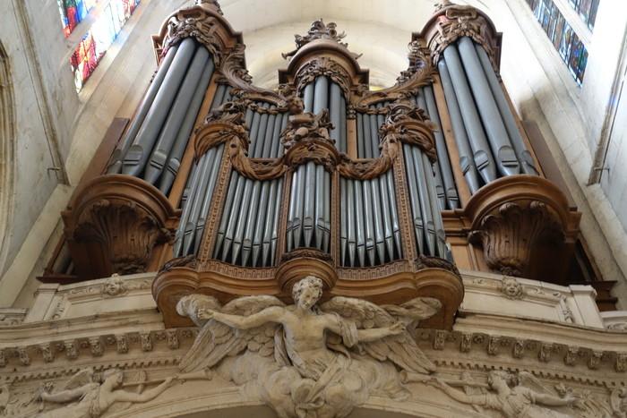 Journées du patrimoine 2020 - Concert d'orgue - Les Couperins