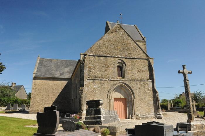 Journées du patrimoine 2019 - Visite libre de l'église Saint Vigor et exposition