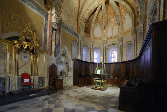 Journées du patrimoine 2019 - Concert au coeur de l'église de l'abbaye-cathédrale