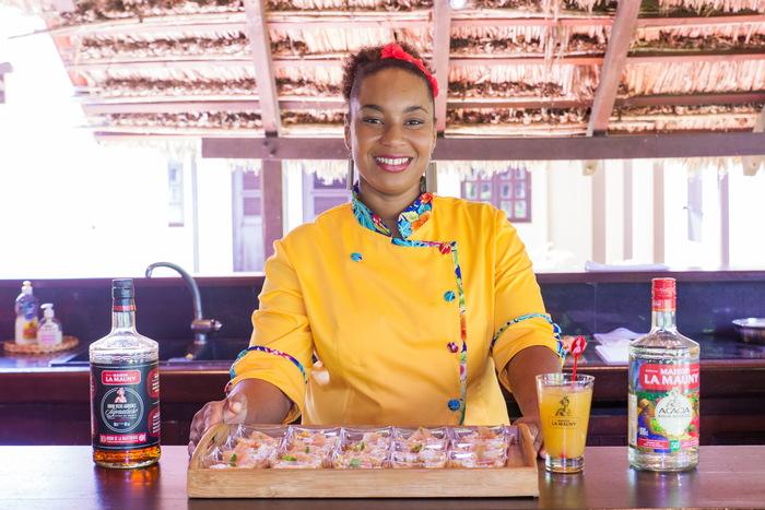 Journées du patrimoine 2020 - Rivière-Pilote / Show culinaire & Dégustation (30 min.) avec Prisca Morjon sur le thème