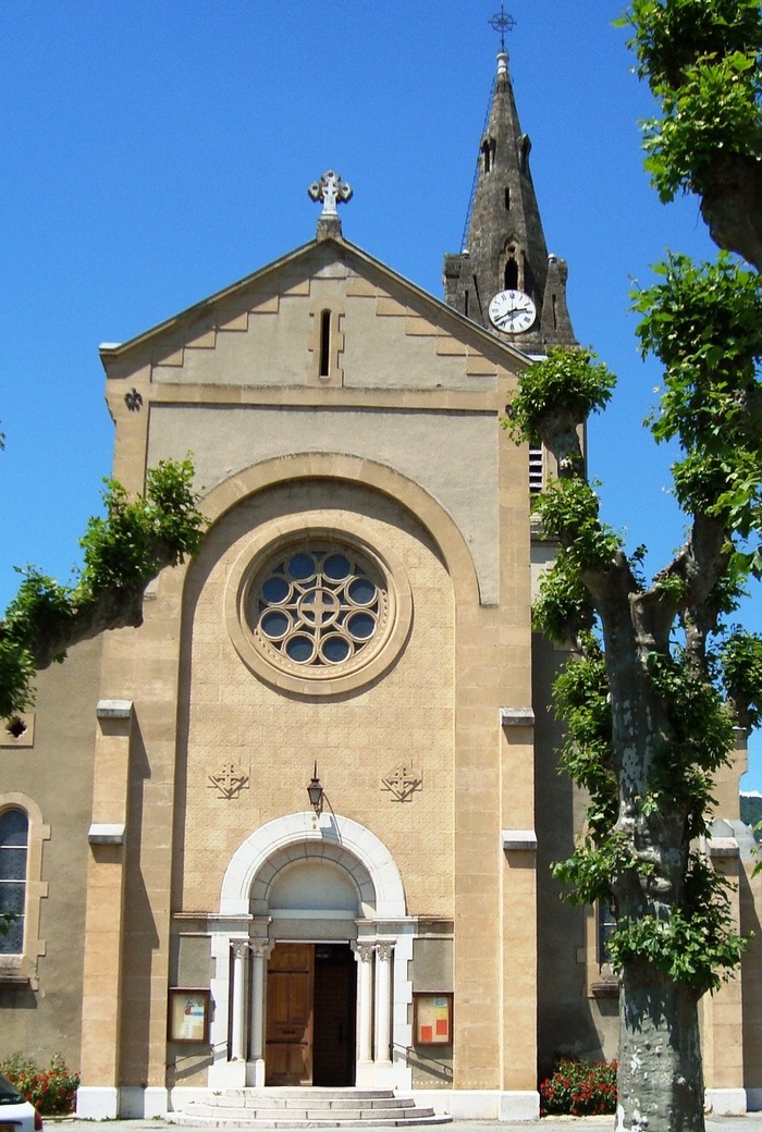 Journées du patrimoine 2019 - Visite libre église de Saint-Martin-d'Uriage