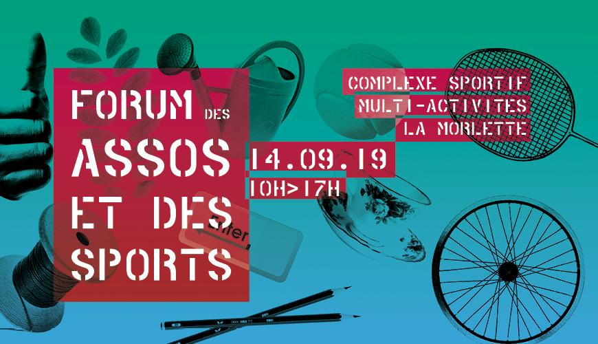 Forum des associations et des sports