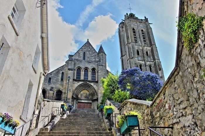 Journées du patrimoine 2019 - Visite de l'église Saint-Laurent