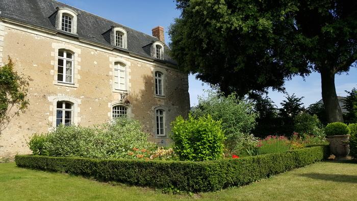 Journées du patrimoine 2019 - Presbytère et jardin des Langottières