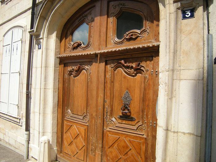 Journées du patrimoine 2020 - Centre historique de Neufchâteau : Visite guidée de l'Hôtel Collenel