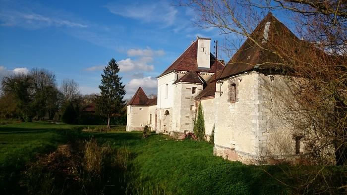 Journées du patrimoine 2020 - Découverte du château de Bucey-en-Othe