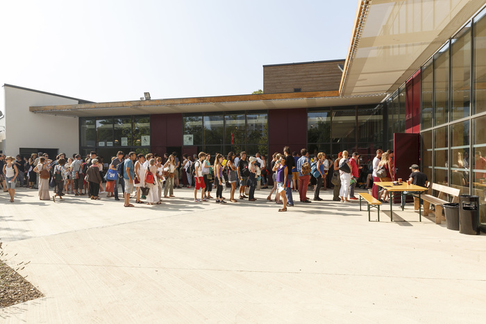 Journées du patrimoine 2020 - Visite guidée de l'Histoire du Festival d'Avignon à travers La FabricA