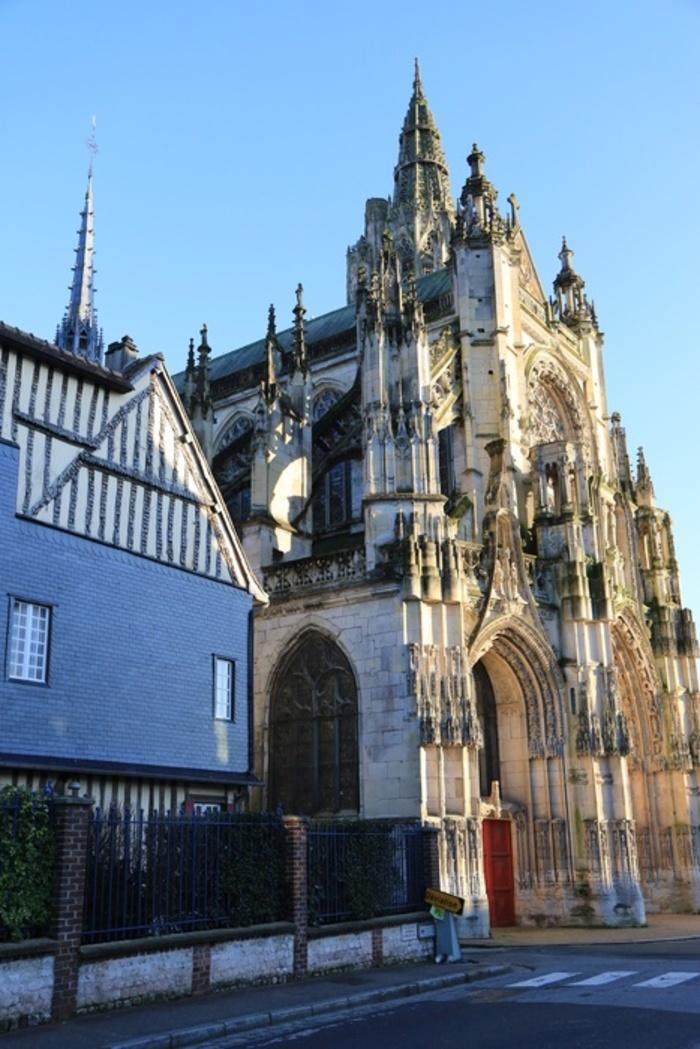 Journées du patrimoine 2020 - Visite libre de l'église Notre-Dame