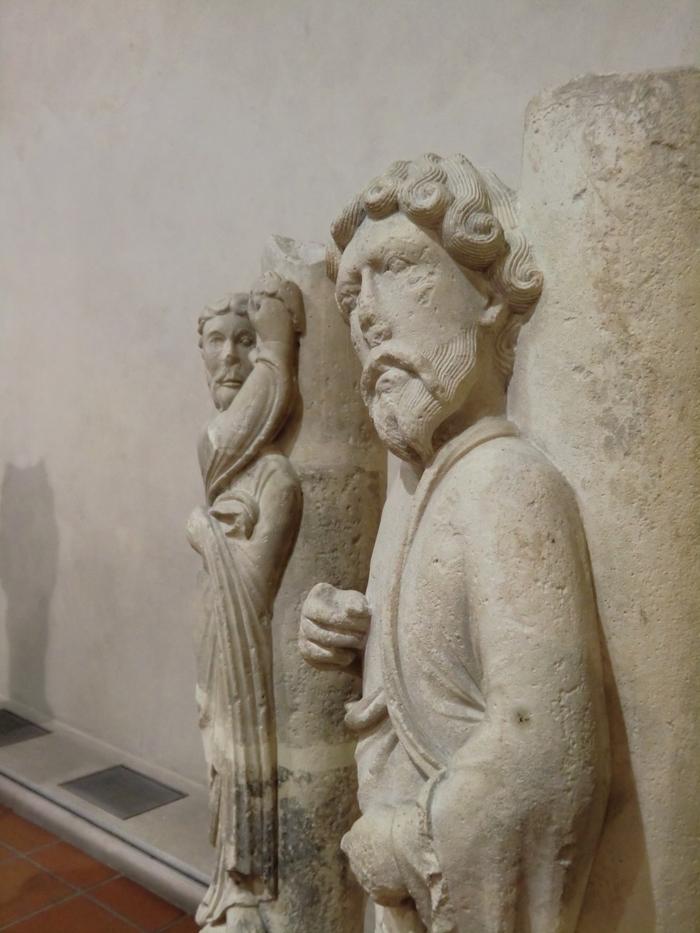 Journées du patrimoine 2019 - Visite guidée du musée du Cloître de Notre-Dame-en-Vaux
