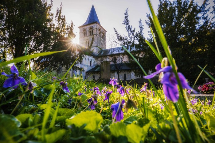 Journées du patrimoine 2020 - Visite libre de l'abbaye de Graville