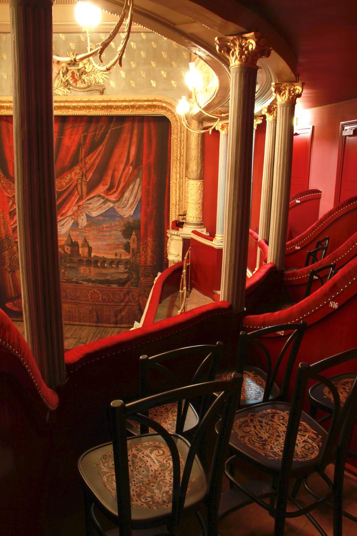 Journées du patrimoine 2019 - Visite du théâtre