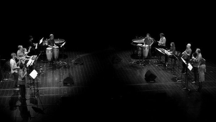 """L'ensemble DEDALUS & MUZZIX se retrouvent pour jouer """"Hoketus"""" de Louis Andriessen et """"Slow Movement"""" de David Lang"""