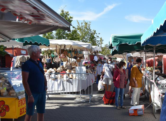 Marché de Saint-Juéry