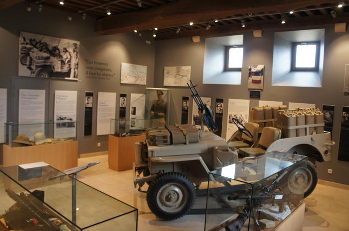Journées du patrimoine 2019 - Seconde Guerre Mondiale : musée des parachutistes du Special Air Service