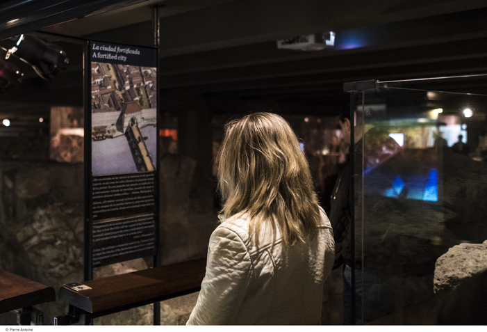 Nuit des musées 2019 -ANNULÉ - Visiter librement de la Crypte archéologique de l'île de la Cité à partir 16h30