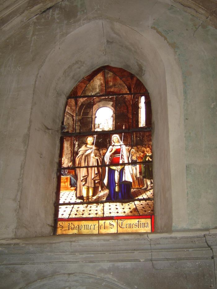 Journées du patrimoine 2020 - Visite de l'église Saint-Rigomer-et-Sainte-Ténestine
