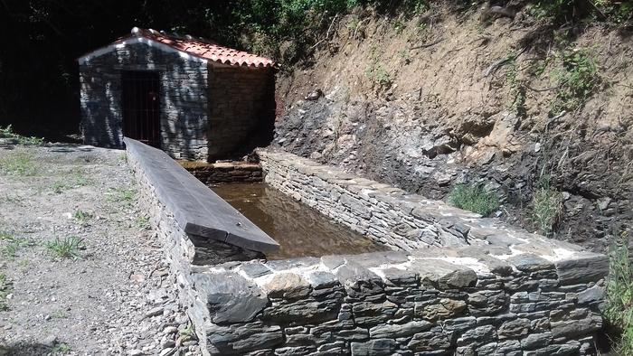 Journées du patrimoine 2020 - Visite libre des fontaines de la Minerie et du Lavarie avec son lavoir