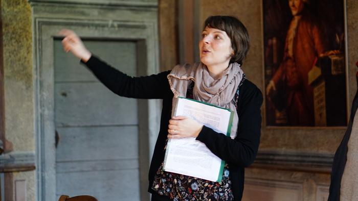 Journées du patrimoine 2019 - Visite « Arts et divertissements au XVIIIe siècle »