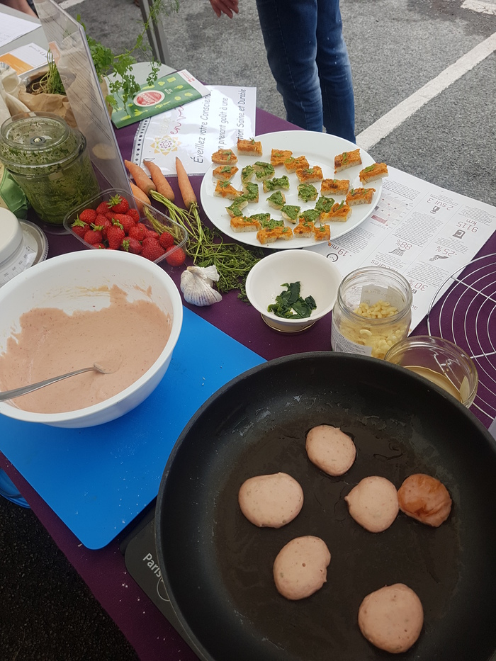 Vert par Nature – Atelier Cuisine !